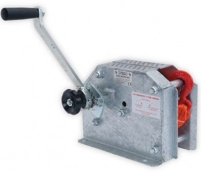 Ifor Williams winch