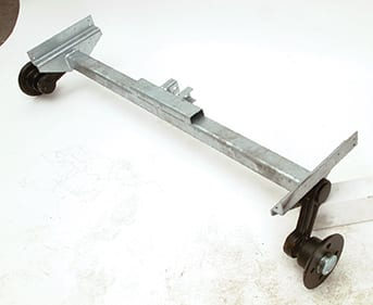 Unbraked Axles & Suspension Components