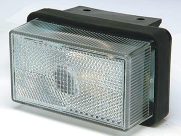 Front Position & Side Outline Marker Lamps & Lenses