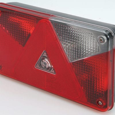Rear Combination Lenses, Multifunctional Rear Lamps & Lenses