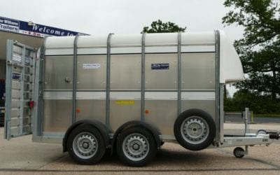 Special Offer TA510-10-6-RD with hinged wind deflector