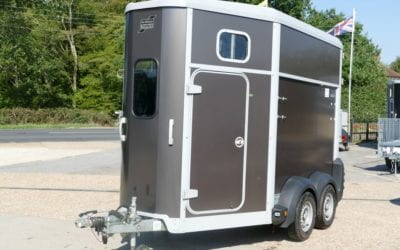 NOW SOLD! Used Ifor Williams HB506 in graphite