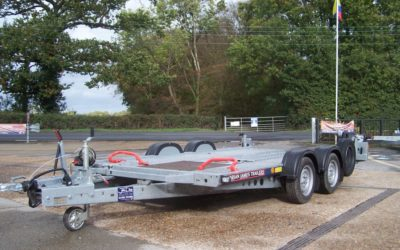Barely Used Brian James Car Transporter- NOW SOLD!