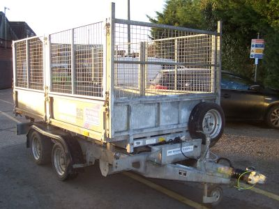 Quality trailers in Kent