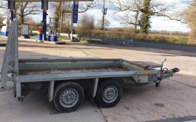 Used Ifor Williams GX105