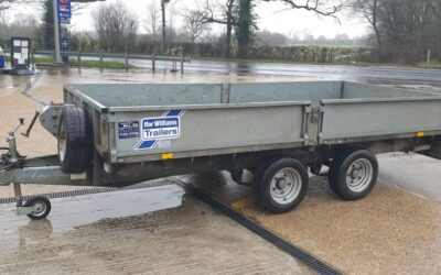 Used Ifor Williams LM125G- NOW SOLD!
